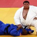 چاق ترین و سنگین ترین ورزشکار المپیک 2012