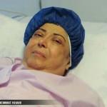 آخرین گفته های نادیا دلدار گلچین قبل از درگذشتش