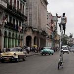 بلندترین دوچرخه جهان+عکس
