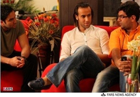 علی کریمی در آقای الف