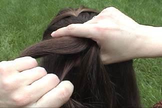 9 آموزش بافت مو به سبک فرانسوی