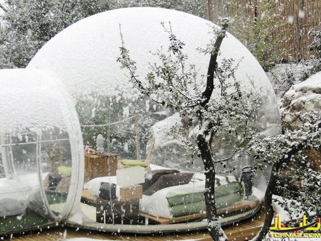 هتل حبابی