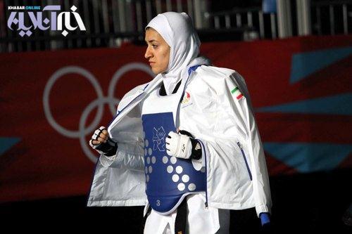 دختر تکواندوکار ایرانی