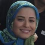 عکسی از مهراوه شریفی نیا در کودکی