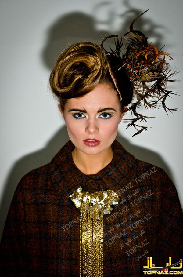 دختر زیبای 2012