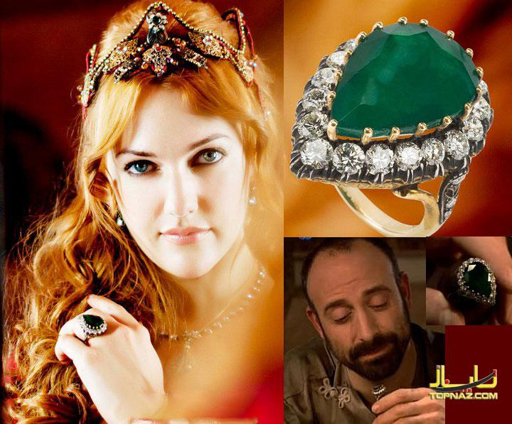 جواهرات سلطان سلیمان