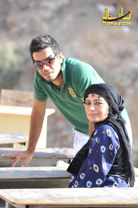 یکتا ناصر با لباس محلی