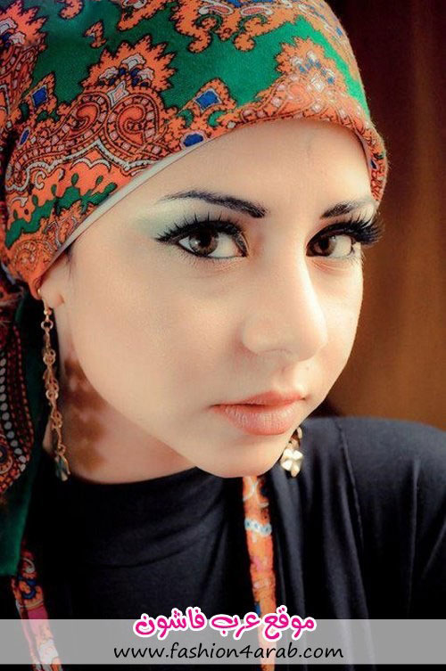 مدل آرایش خلیجی 2012