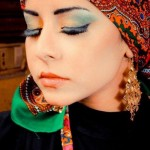 مدل آرایش جدید عربی 2012