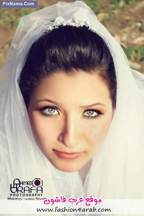 مدل آرایش زنان عرب