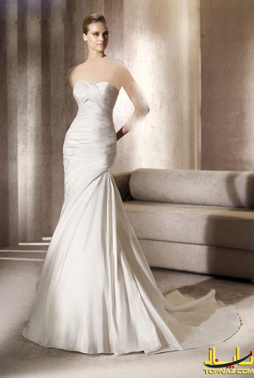 لباس عروس سال 91