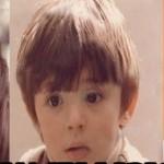 تصویری از کودکی نیوشا ضیغمی