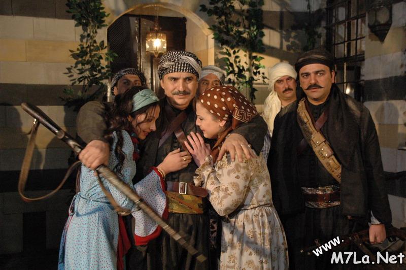 سریال عربی چهار سوق