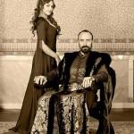 پوسترهای با کیفیت از سریال حریم سلطان
