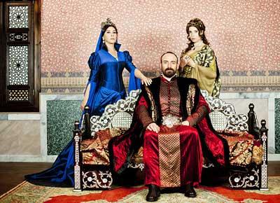 سریال حریم سلطان, پوستر هایسریال حریم سلطان