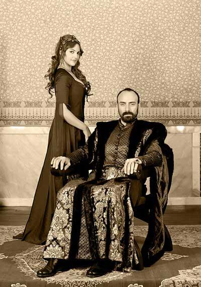 عکس سریال حریم سلطان