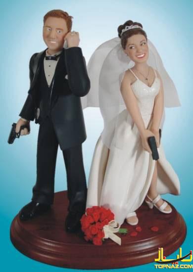 کیک مخصوص ازدواج