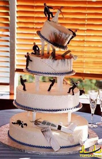 کیک ازدواج