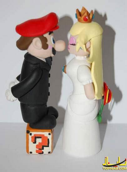 کیک ماریو