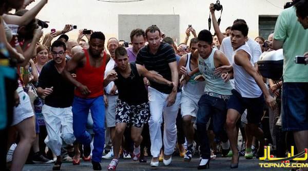 مسابقه مردان