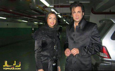 همسر حسام نواب صفوی