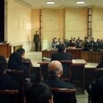 عکس حضور حمید جبلی در دادگاه