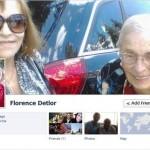 پیرزنی 101 ساله پیرترین فیسبوکی دنیا شد+عکس