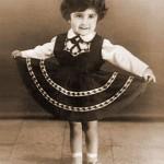 عکس شخصیت های مهم ایرانی در کودکی