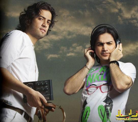بنیامین بهادری و محسن یگانه