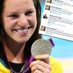 دختر شکست خورده المپیک اینترنت را مقصر دانست