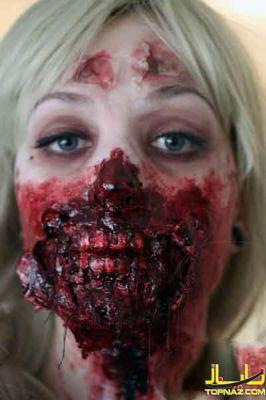 دختر خون آشام