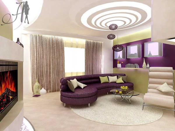 دکوراسیون داخلی خانه های بزرگ: مدل دکوراسیون خانه های بزرگ و مجلل