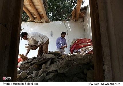 عکس زلزله اهر