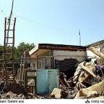عکس هایی از زلزله زدگان اهر