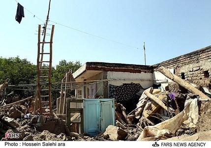 عکس های زلزله