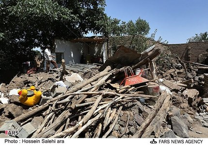 زلزله ایران
