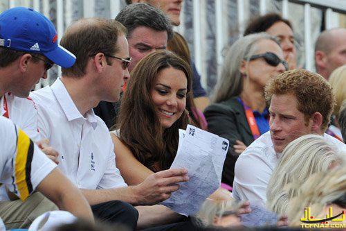 شاهزاده انگلیس و همسرش