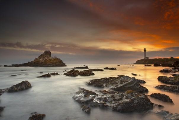 Photo of عکس های غروب زیبای خورشید در کنار ساحل رمانتیک