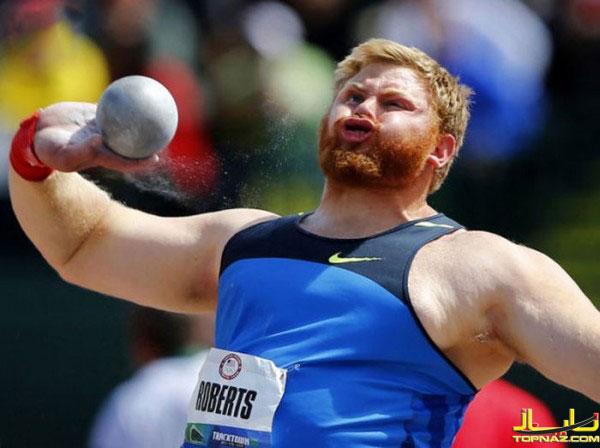 عکس خنده دار ورزشی