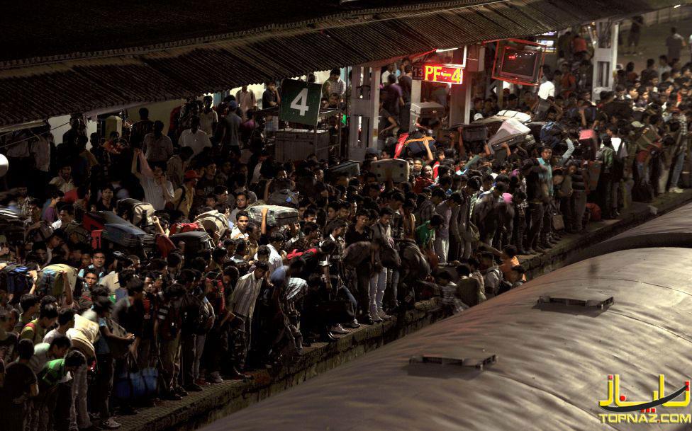 انفجار جمعیت در هند