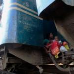 عکس هایی از انفجار جمعیت در هند