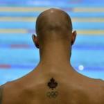 خالکوبی های جالب بر بدن ورزشکاران المپیک