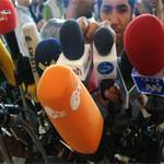 خبرنگاران ایرانی با بازیکنان مصاحبه نکردند