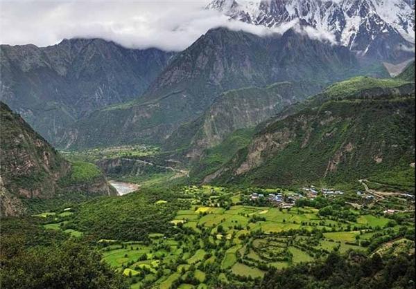 دره تبت