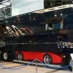 زیباترین و مجلل ترین اتوبوس دنیا+عکس