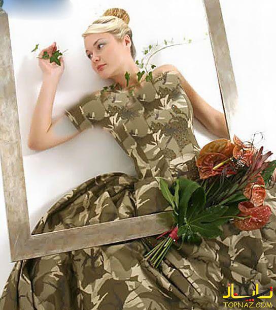 سایت فروش لباس عروس چینی