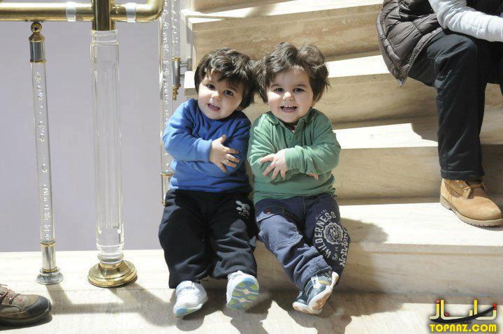 عمر و برادرش در عشق و جزا