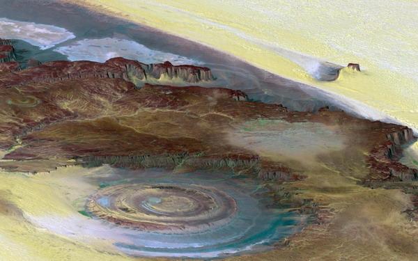 موریتانی,صحرای موریتانی