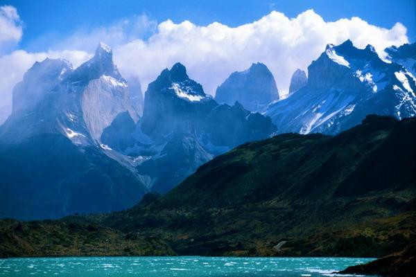 کوهستان, Torres del Paine