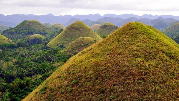 قله ,جزیره Bohol